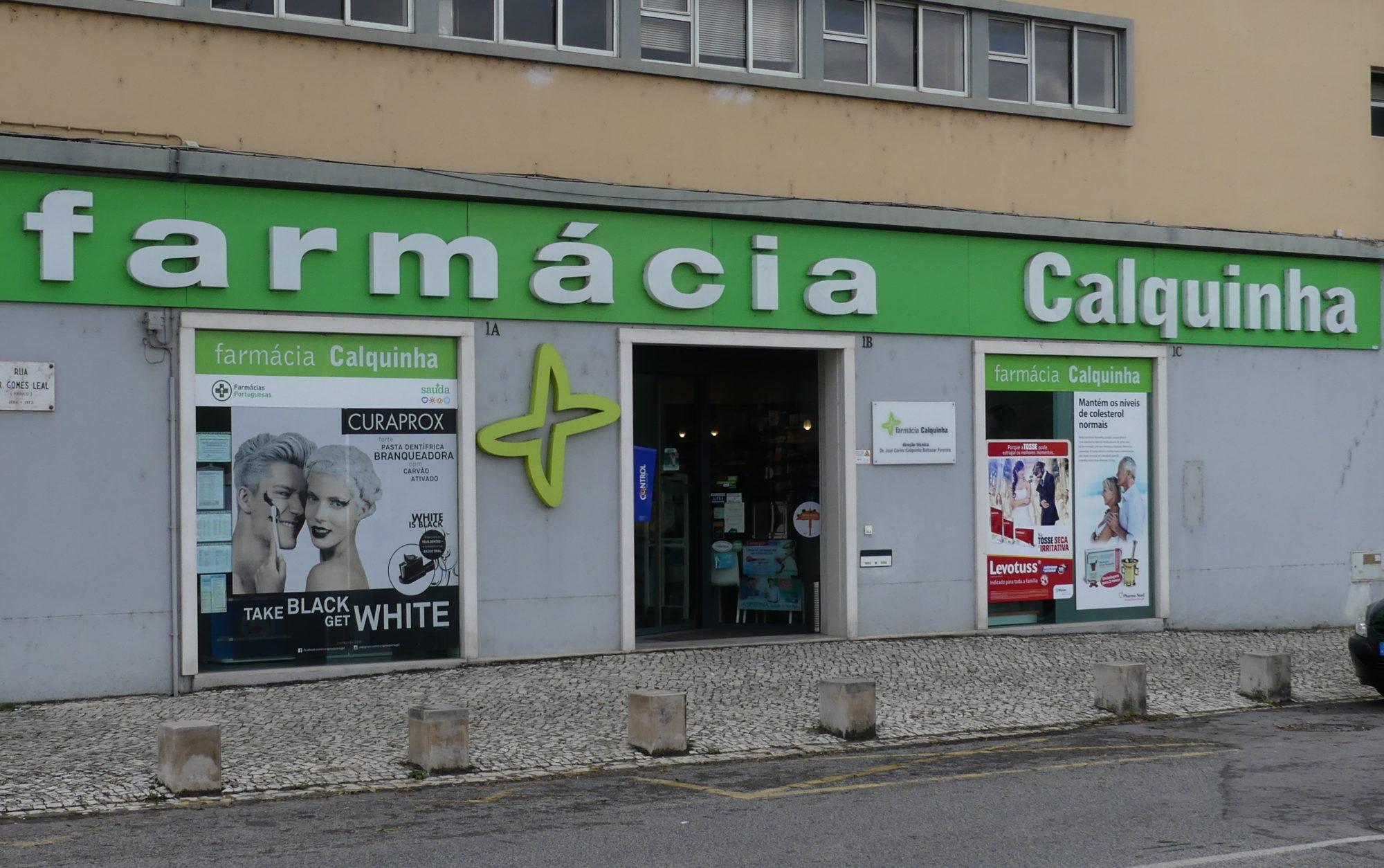 Farmácia Calquinha